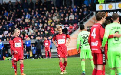 0-1 nederlag til Silkeborg IF