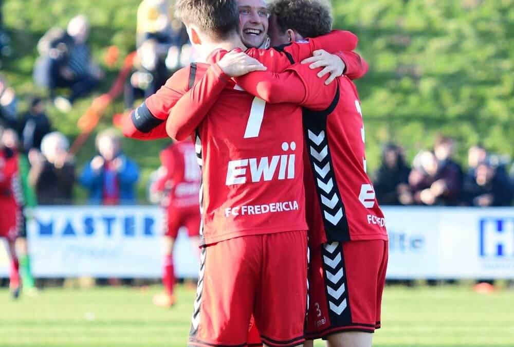 Sejr på 0-3 over Thisted FC