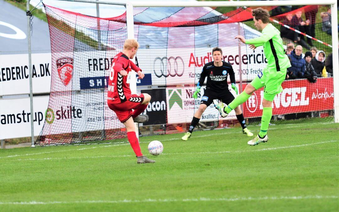 Kampreferat: FC Fredericia – Middelfart BK