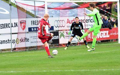 Kamptidspunktet for hjemmebanekampen mod Silkeborg flyttes