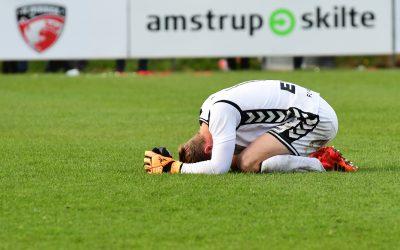 2-1 nederlag i Viborg