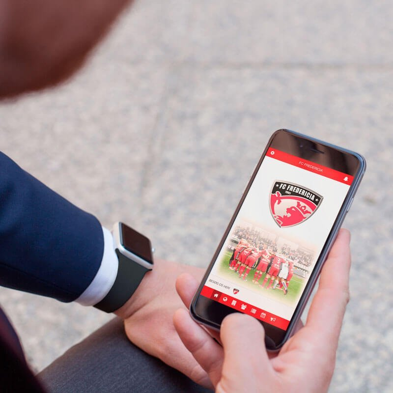 Sponsor-app