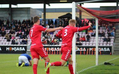 Sejr på 1-3 i Lyngby