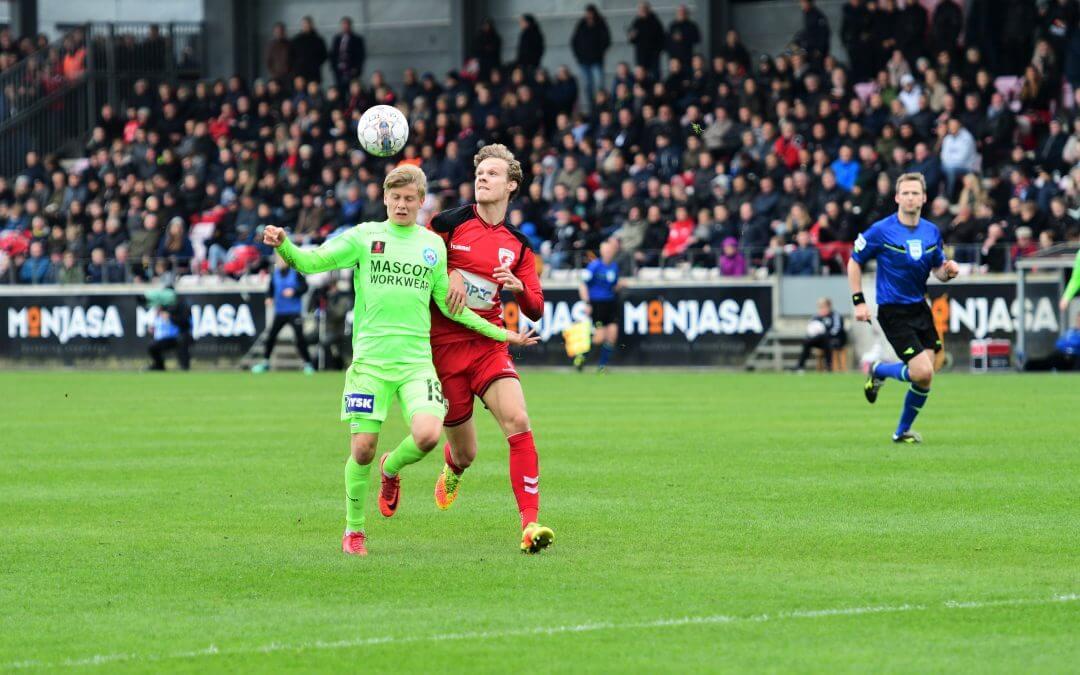 Nederlag på 2-1 til Silkeborg IF