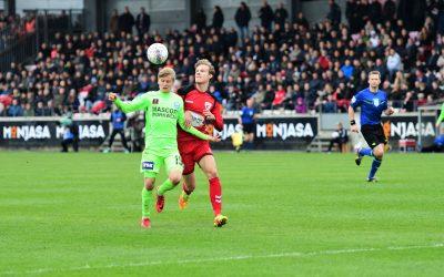Pressemeddelelse: FC Fredericia forlænger med Erik Nissen