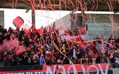 Red Pride: Vi vil sammenligne os med Viborg FF og Vejle BK i næste sæson