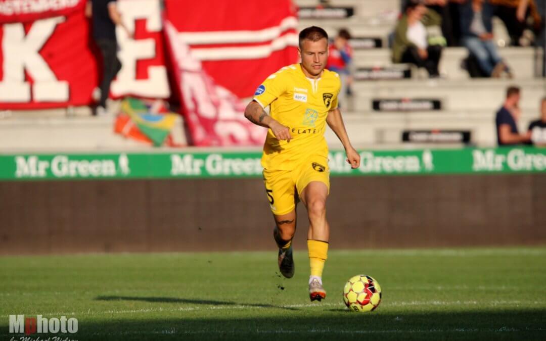 Mathias Gertsen ser frem mod Viborg kampen